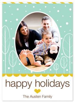 Polka Dot Holiday Love