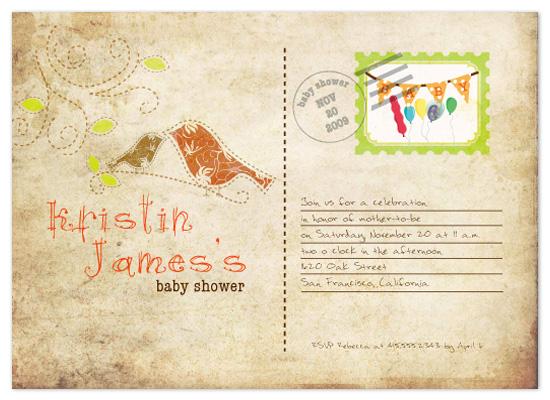 invitations - Postcard by Sheila Sunaryo