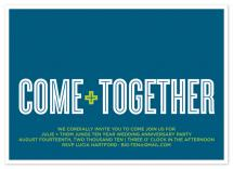 Come Together by Waui Design