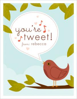 You're Tweet! Valentine's Day