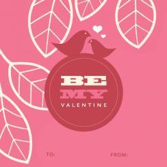 Be My Valentine Valentine's Day