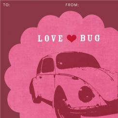 Love Bug Valentine's Day