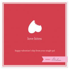 love bites Valentine's Day