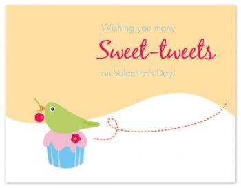 Sweet Tweets Valentine's Day