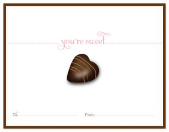 You're Sweet Valentine's Day