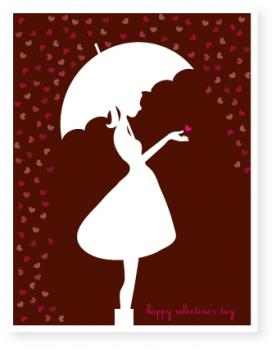 brolly Valentine's Day