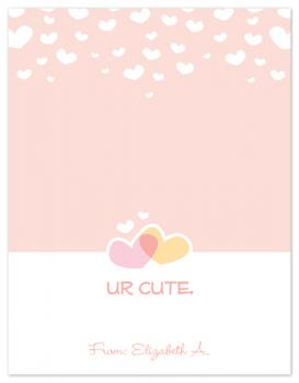 Ur Cute Valentine's Day