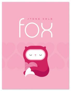 Foxy Valentine Valentine's Day