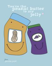 Peanut Butter Jelly Lov... by fondly san francisco