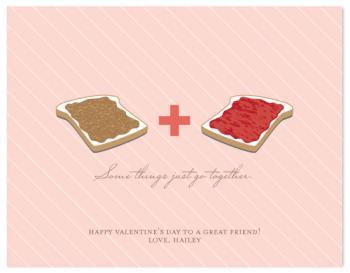 PB+J Valentine's Day