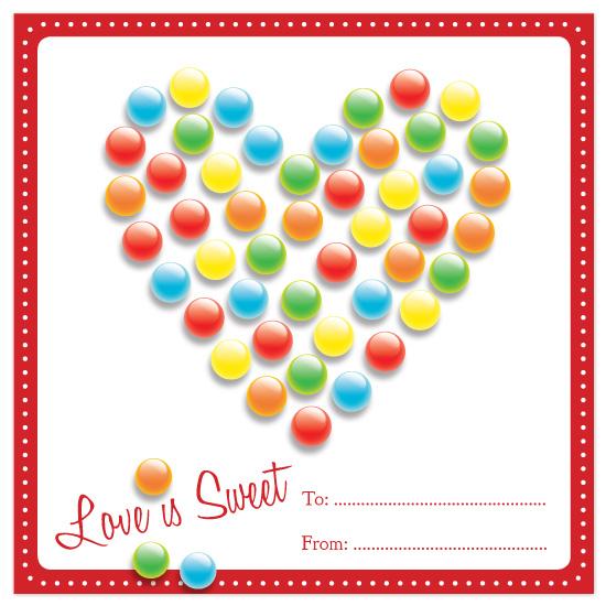 valentine's day - Love is Sweet by Rebekah Canavan