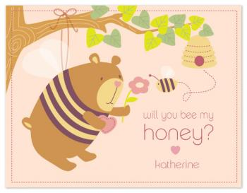bee my honey  Valentine's Day