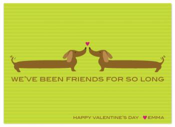 Long Fellows Valentine's Day