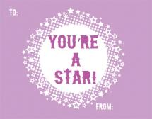 You're a Star to Me by Little Wex Designs