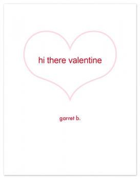 Hi There Valentine