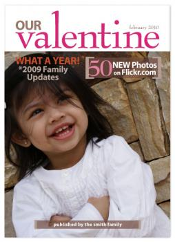 Your Cover Story Valentine's Day