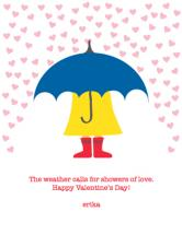 Weather Calls for Love by Erika Schulze
