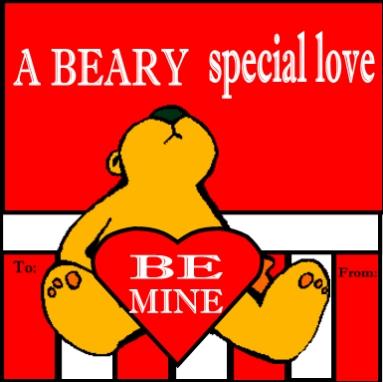 valentine's day - BEARY SPECIAL by ERIN MCKENZIE