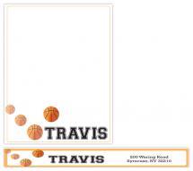Basketball by Sharon