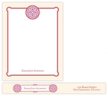 Spring In Sevilla Personal Stationery