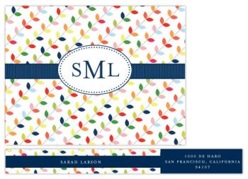 Leafie Personal Stationery