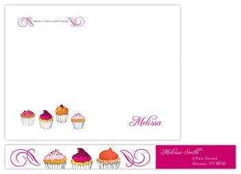 Sweet Thoughts Personal Stationery