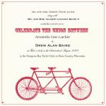 A Bike Made For Two by Amanda Baird