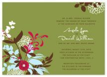 Angela by Ten26 Design Custom Invitations