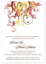 Briana by Ten26 Design Custom Invitations