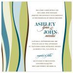 Ashley by Ten26 Design Custom Invitations
