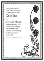 Deco Rose by Kerry Batty