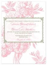 Vintage Romance by Peach Blossom Paperie