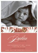 Flower Child by Ten26 Design Custom Invitations