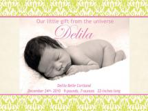 Our little gift from th... by Lisa Saliture