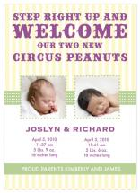 Circus Peanuts by Eutopia Events