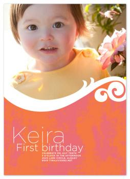 Jaipur Birthday Party Invitations