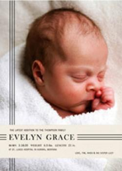 Precious Package Birth Announcements