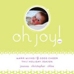 oh joy! Holiday Photo Cards
