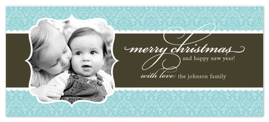 holiday photo cards - Christmas Wrapping by Jill Means