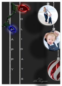 Holiday decor Holiday Photo Cards