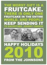 Fruitcake by Audrey Clayton