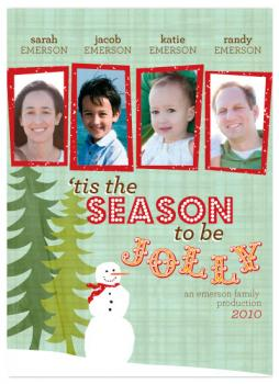 Now playing Holiday Photo Cards