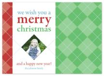 Argyle Christmas by Laura Hancko