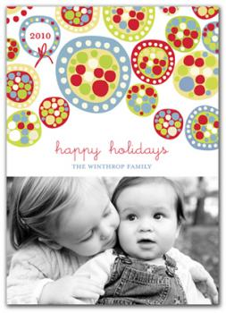 Whimsy Holiday Holiday Photo Cards