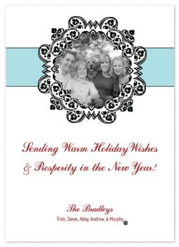 Holiday Present Card