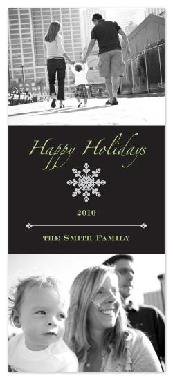 holiday photo cards - Elegant Holiday by Laura Hancko