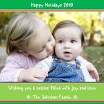 Holiday Stripe by Annie Walsh