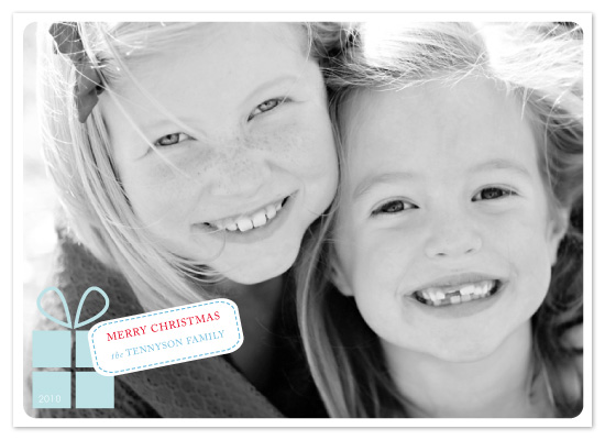 holiday photo cards - Christmas gift by Åsa Ranneby