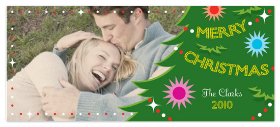 holiday photo cards - Dazzling Holiday by CBeeProject