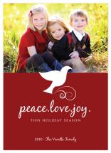 Peace.Love.Joy. by Beverly Surratt